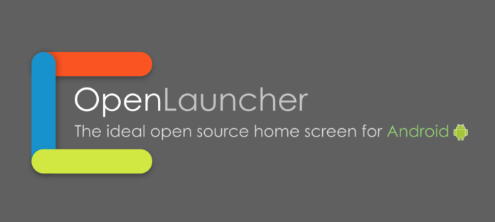 OpenLauncher - Make Launcher in Android