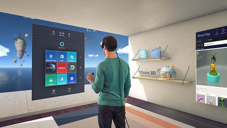 Amazing mixed reality experiences with Windows 10 Creators