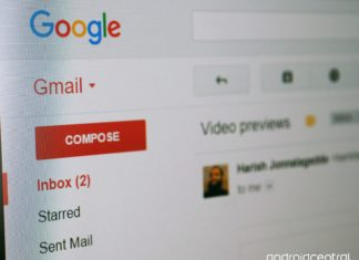 Gmail video attachment features