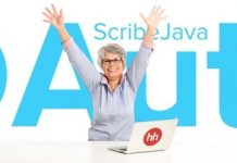 ScribeJava - OAuth client Java library