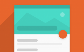 How to Add Parallax ViewPager Android Library