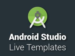 Android Studio Live Templates