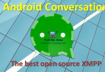 Android Conversations: The best open source XMPP