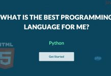 Why python programming language is the best?