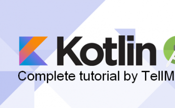 Kotlin Tutorial in Android Studio