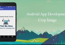 Android Image Cropper Library