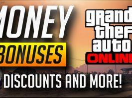 Grand Theft Auto V provides Bonuses And Discounts