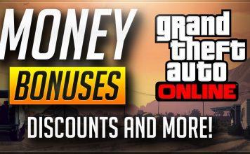 Grand Theft Auto V provides Bonuses And Discounts
