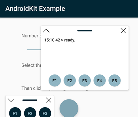 How to use Android DebugKit