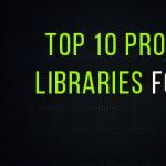 Top 10 Android Libraries—May 2017
