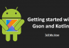 Use Gson with Kotlin