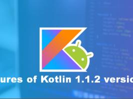 Standard Library API in Kotlin 1.1.2 version