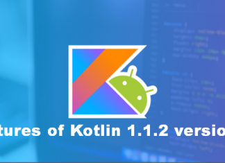 Standard Library API in Kotlin 1.1.2 version
