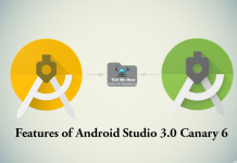 What's new in Android Studio 3.0 Canary 6