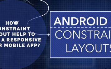 Building interfaces with ConstraintLayout in Android