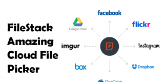 FileStack Android : Amazing Cloud File Picker