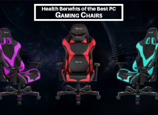 Best DXRacer series Chair