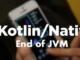 Kotlin Native replace JVM