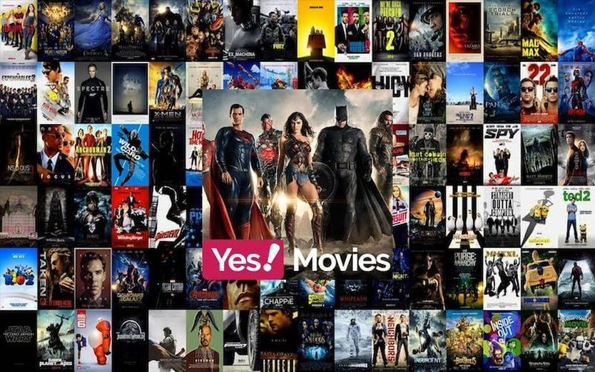 Image result for Yes Movies App