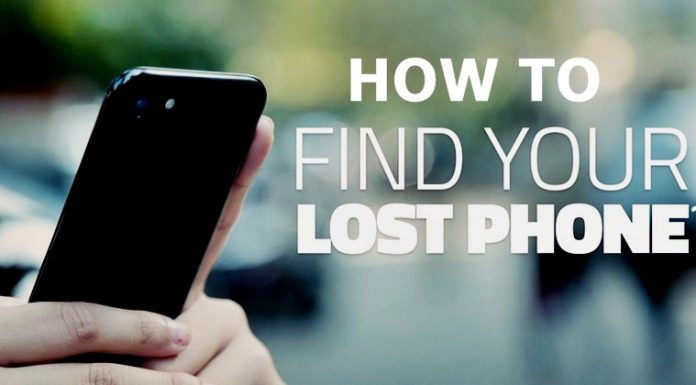How to Find Your Lost Phone?