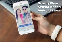 GravityView - Sensor Based Android Library