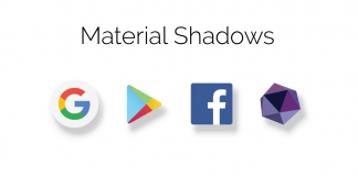 Add Material Shadow in Android