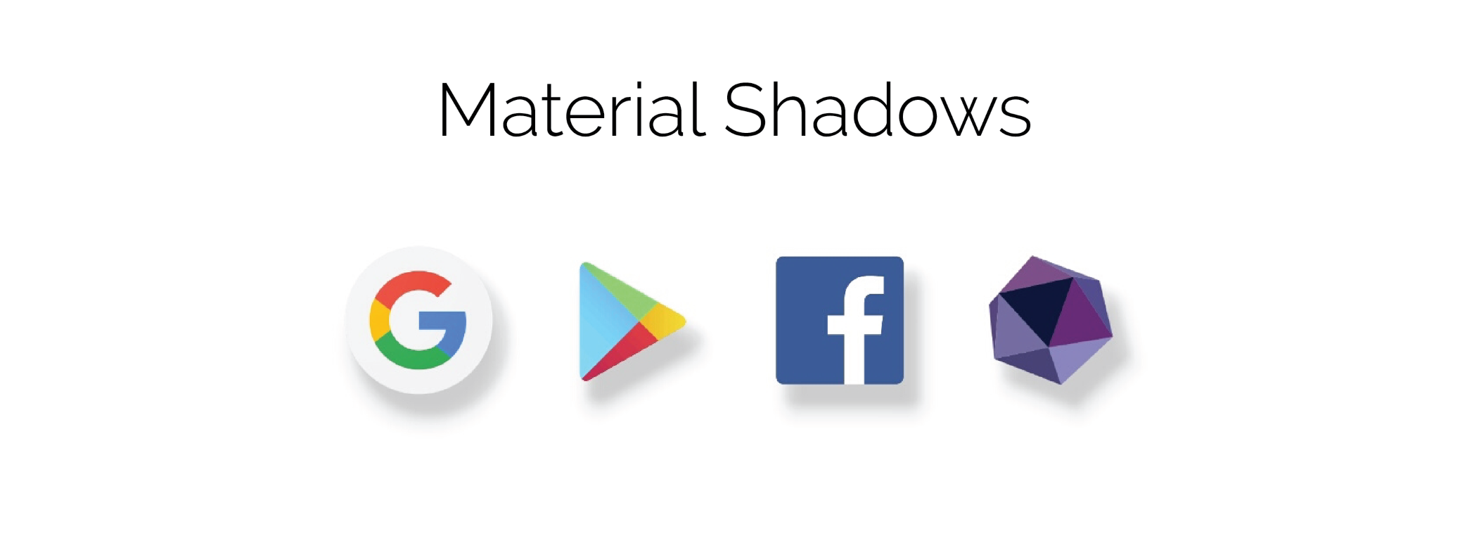 Android Shadow Drawable