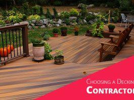 Choosing a Decking Contractor