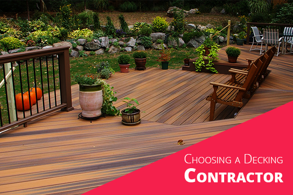 Choosing a Decking Contractor