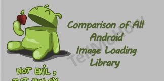 Comparison of All Android Image Loading Library