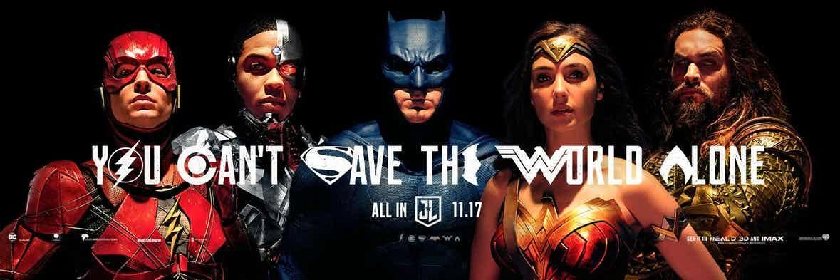 Justice League Reviews & Ratings » Tell Me How - A Place for Technology Geekier