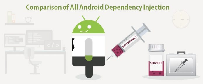 Comparison of All Android Dependency Injection