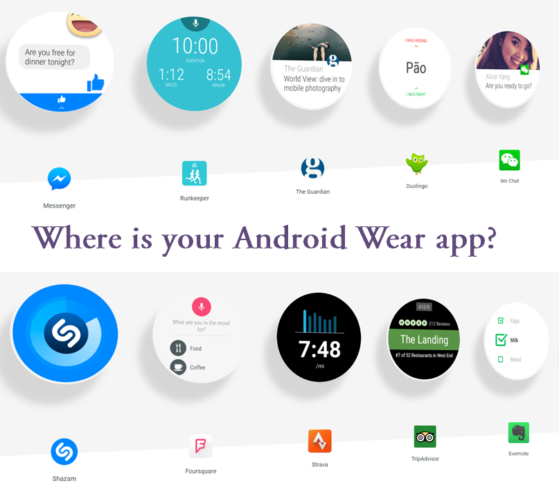 Top 5 Android Wear Library In 2018 » Tell Me How - A Place for Technology Geekier