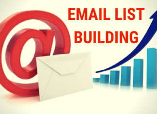 7 Effective Ways to Build Your Email List