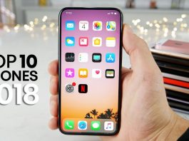 List of The Top 10 Android Phones to Buy in 2018