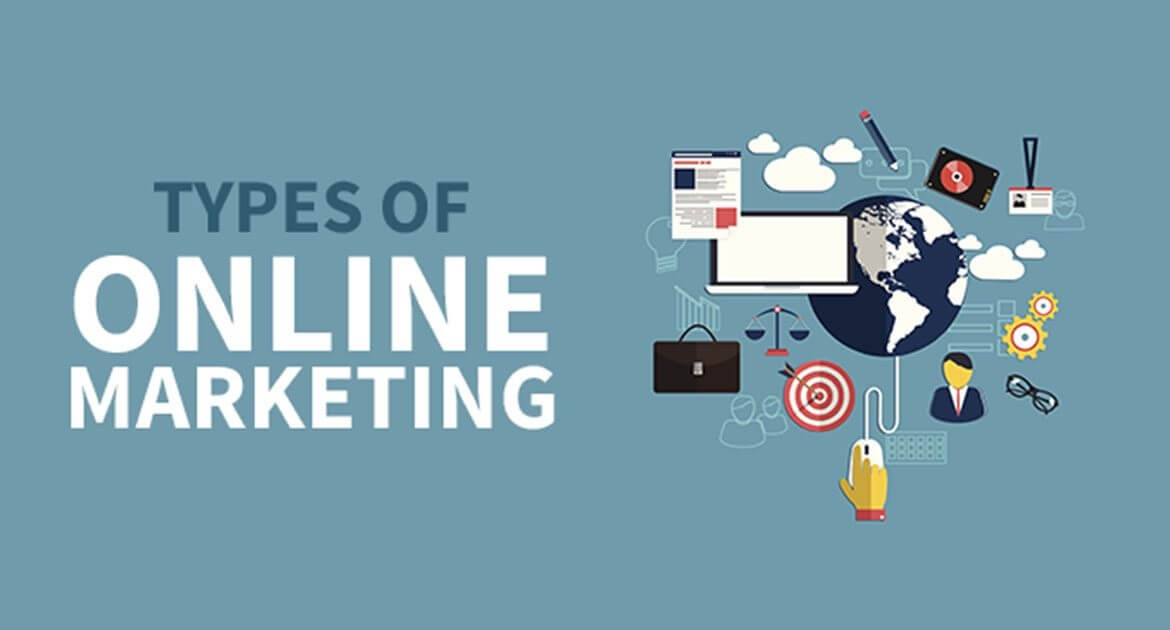 Types of Online Marketing Channels