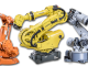Different types of the industrial robot arm TellMeHow