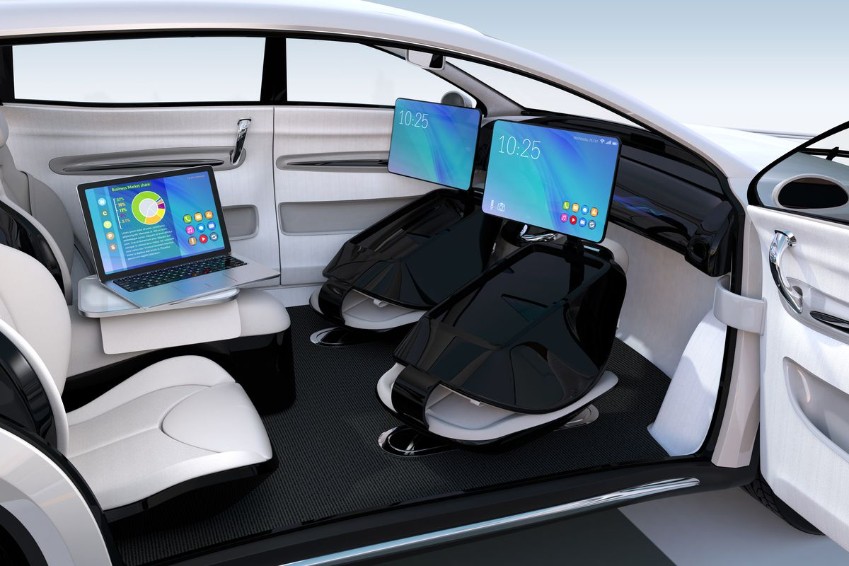 How Self-Driving Cars are Pushing the Boundaries of Technology » Tell Me How - A Place for Technology Geekier