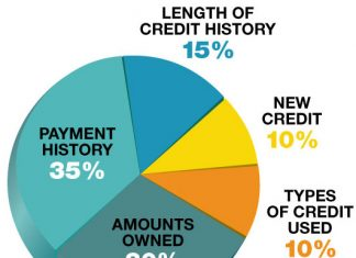 How is your Credit Score Calculated TellMeHow