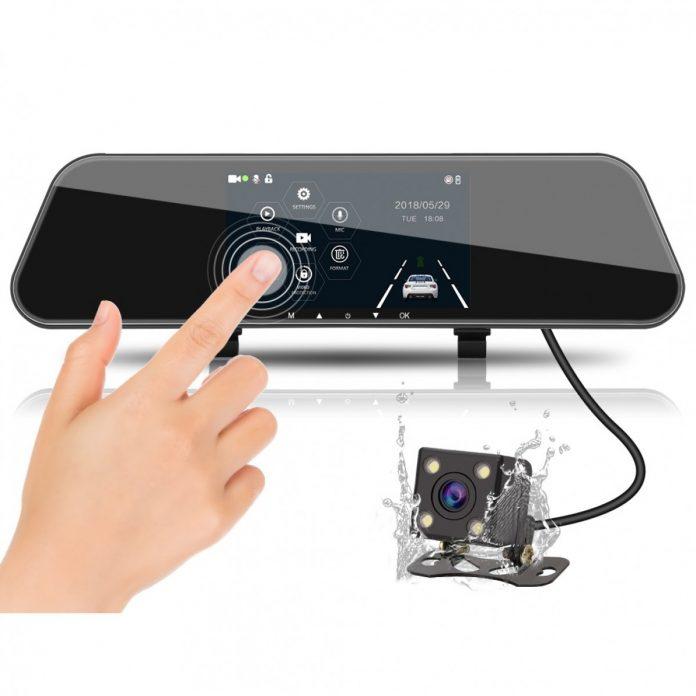 PUMPKIN-Dual-Lens-Mirror-Dash-Cam TellMEHow