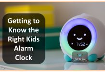 Kids Alarm Clock