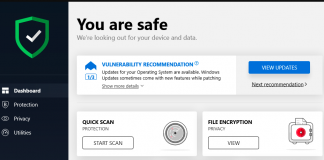 Bitdefender Internet Security 2019 Review