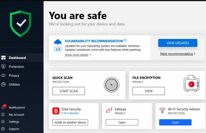 Bitdefender Internet Security 2019 Review