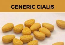 CIALIS GENERIC (TADALAFIL)