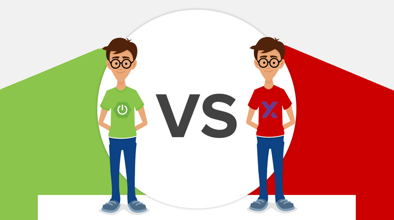 Comparison between Spring Boot and Vertx | Which is better?
