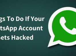 TIPS TO CHECK WHETHER THE WHATSAPP ACCOUNT IS HACKED OR NOT