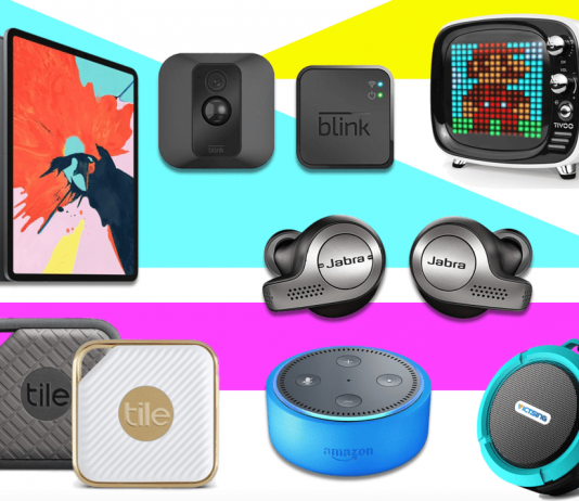 5 Cool Tech Gadgets for 2019