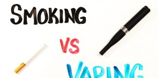 Smoking vs vaping behind the wheel: What is safer and why?
