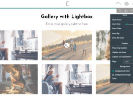 bootstrap gallery