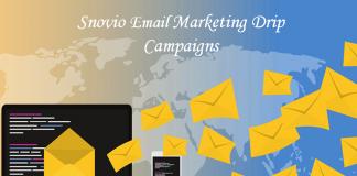 Snovio Email Marketing Drip Campaigns